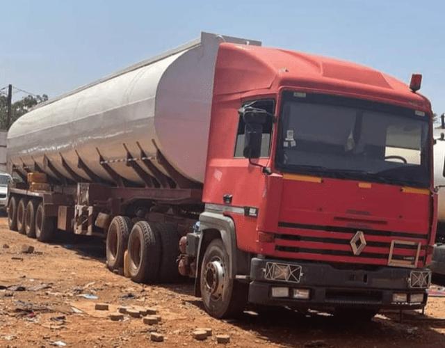 Burkina Fraude Carburant