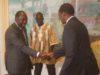 Zéphirin Diabré rencontre Blaise Compaore