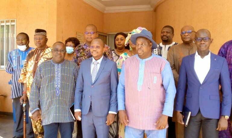 Burkina: Le Président du Conseil supérieur de la Communication appelle les acteurs de l'éducation au dialogue