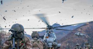 Coopération militaire Sahel