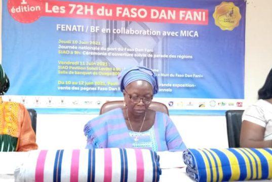 Burkina FENATI Faso