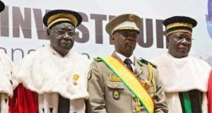 Mali Transition Goita