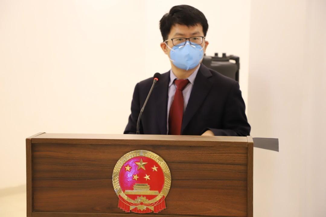 Ambassadeur Li Jian