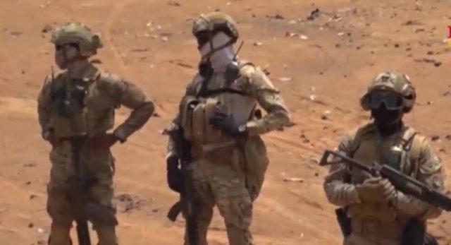 forces spéciales Burkina