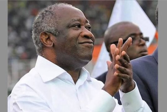 Gbagbo retour Cote