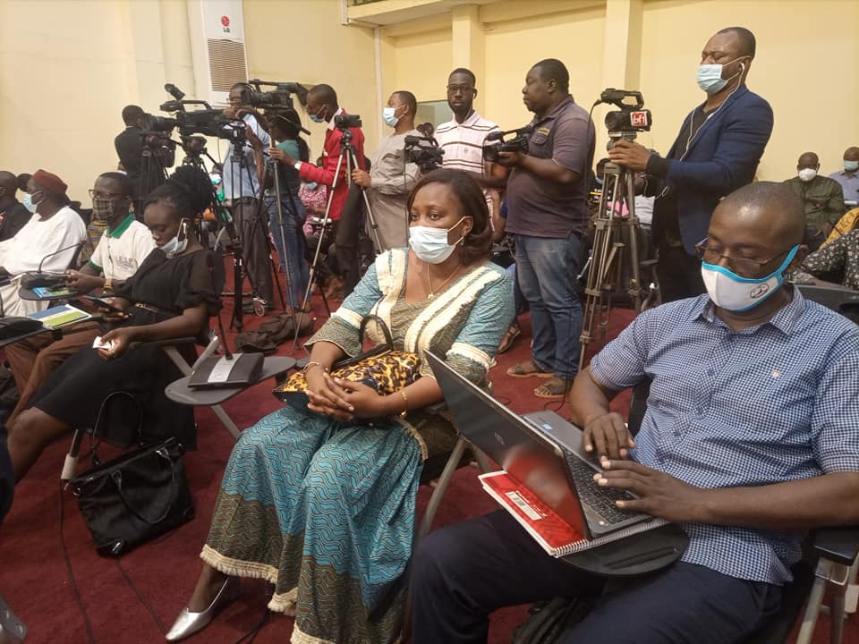 journaliste Burkina SIG