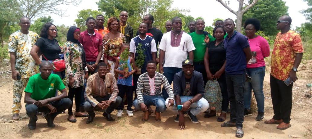 Politique au Burkina: le Mouvement SENSdans la ferme de l'Association Béo-neeré agroécologie