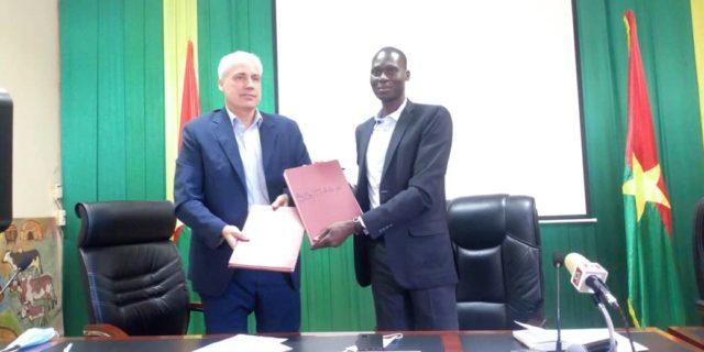 coopération Suisse Burkina