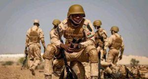 Burkina armée terrorisme