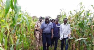 Burkina Faso Agriculture Ministre Salifou Ouédraogo