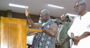 Burkina CENI Serment