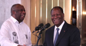 Côte d'Ivoire Gbagbo Ouattara