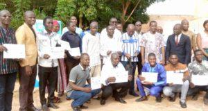 Burkina Faso Formation Cabinet Elite Afrique