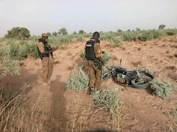 Burkina Sahel Soldats Tués