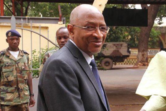 Mali Soumeylou Boubeye Maiga