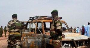 Niger soldat Boko Haram