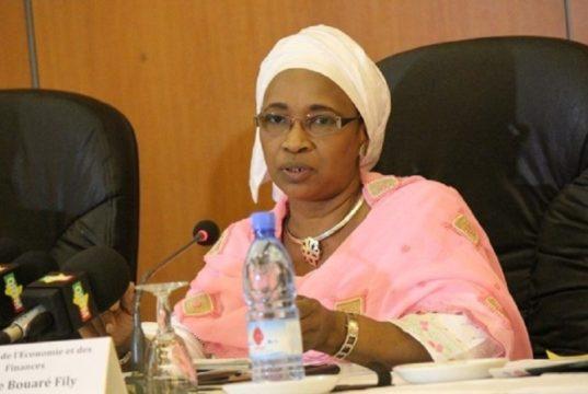 Mali Bouré Fily Sissoko