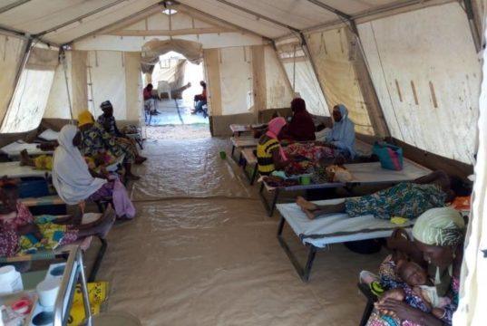 Niger Personnes Mortes Choléra