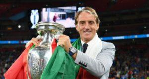 Football Italie Roberto Mancini