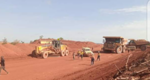 Exploitation minière au Burkina