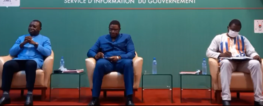 Terrorisme Burkina Stratégie Nationale
