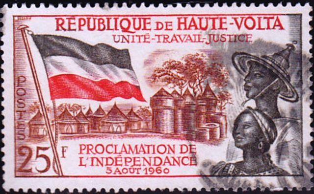 Burkina Anniversaire Indépendance