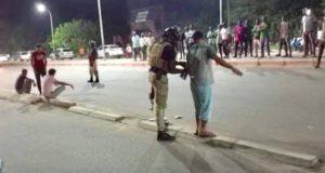 Ouagadougou agresseurs étrangers ivres
