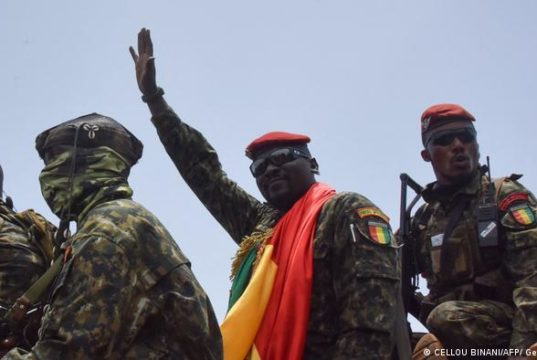 Guinée les manifestations interdites