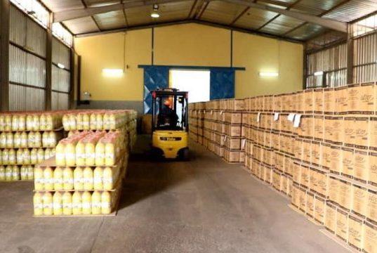 Burkina huile alimentaire rare