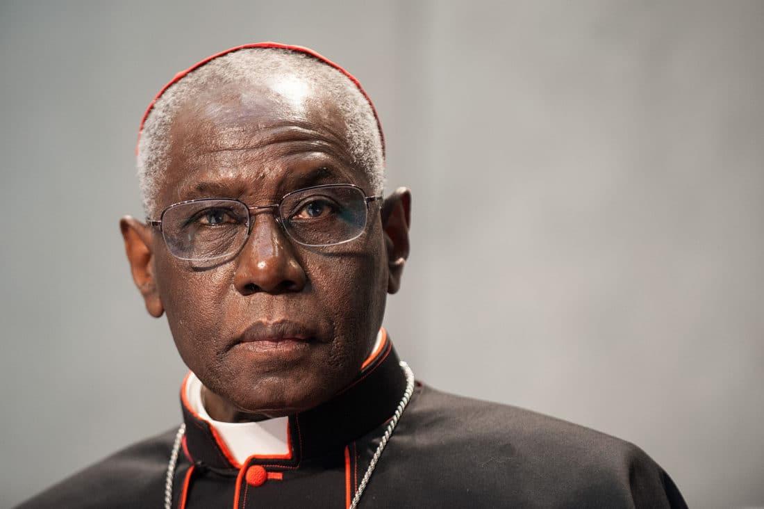 Guinée: le Cardinal Robert Sarah invite la junte à «résister avec fermeté, sagesse et intelligence aux pressions »