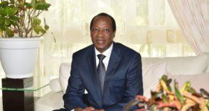 Burkina terrorisme Blaise Compaoré