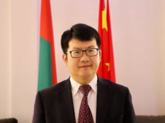 Chine Burkina Li Jian