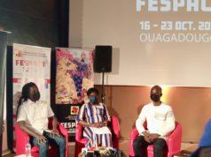 Fespaco Cinema Elise Thiombiano