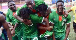 Football Qatar 2022 Burkina