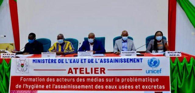 Burkina hygiène et assainissement
