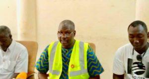effondrement Koudougou syndicat BTP