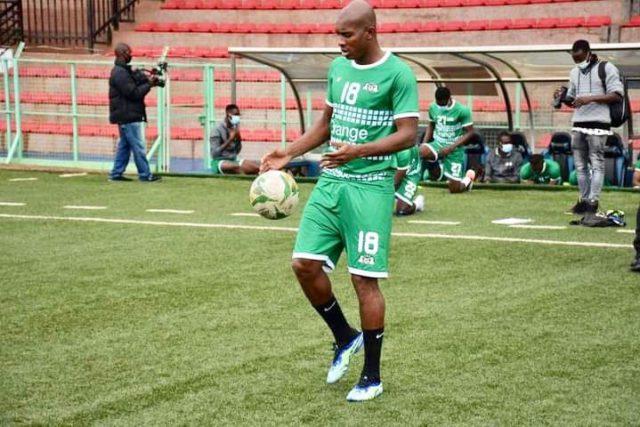 football carrière Charles Kaboré