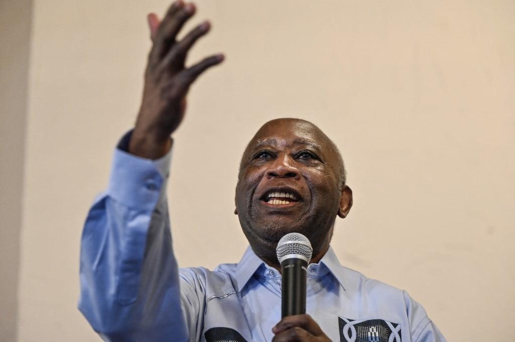 Côte d'Ivoire: «si demain, on me dit que je ne peux être candidat, il faut que le parti ait la capacité de relever le défi»Laurent Gbagbo