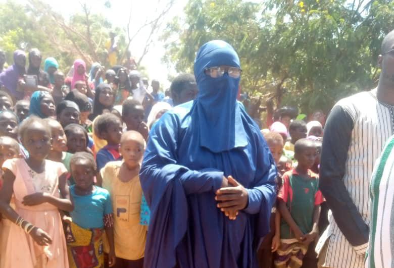 Education: Abiba Goumbané, l'enseignante de Niangho qui a fait du 100% au CEP avec un effectif de 62 élèves